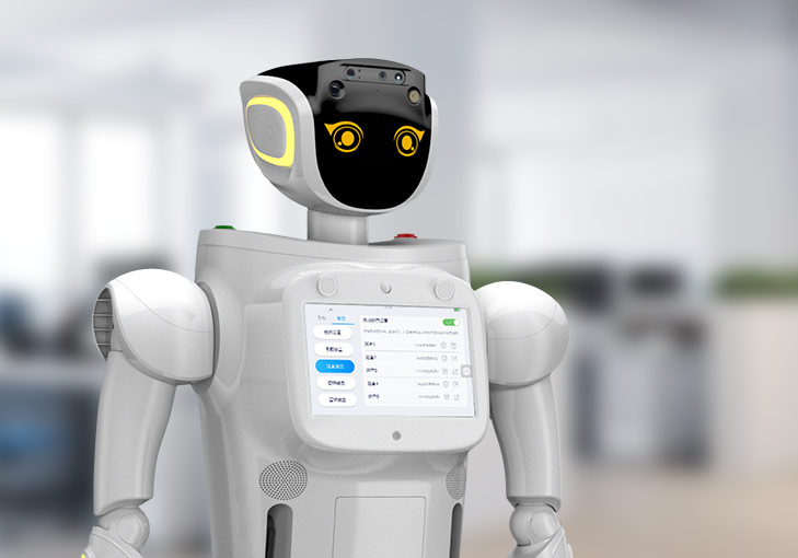 humanoid robot, commercial service robot, service robot co-worker