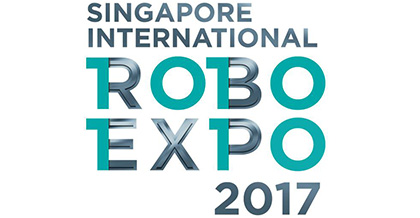 event host robot, Singapore International Robo Expo
