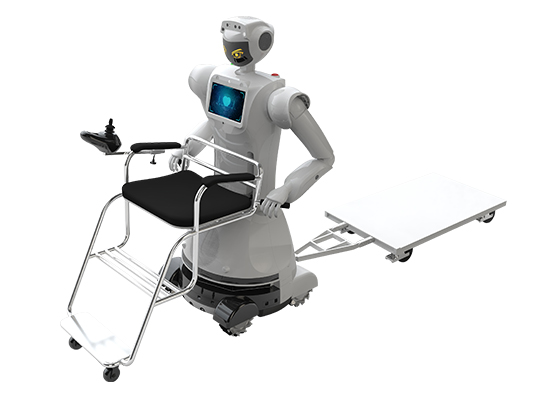 service robot for professional use, professional service robot, commercial service robot