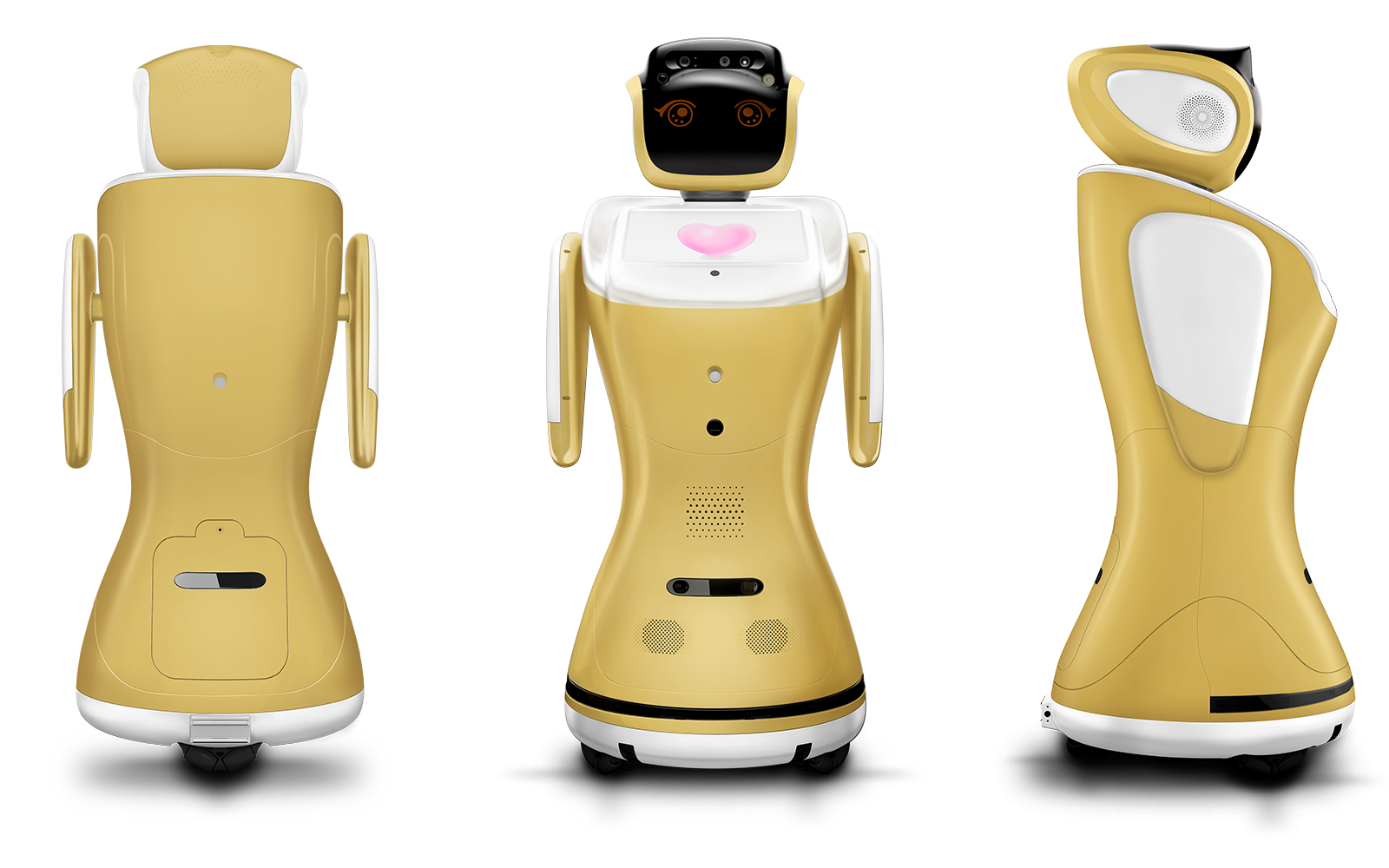 advanced ai robot, business promotion robot, robot for commercial use