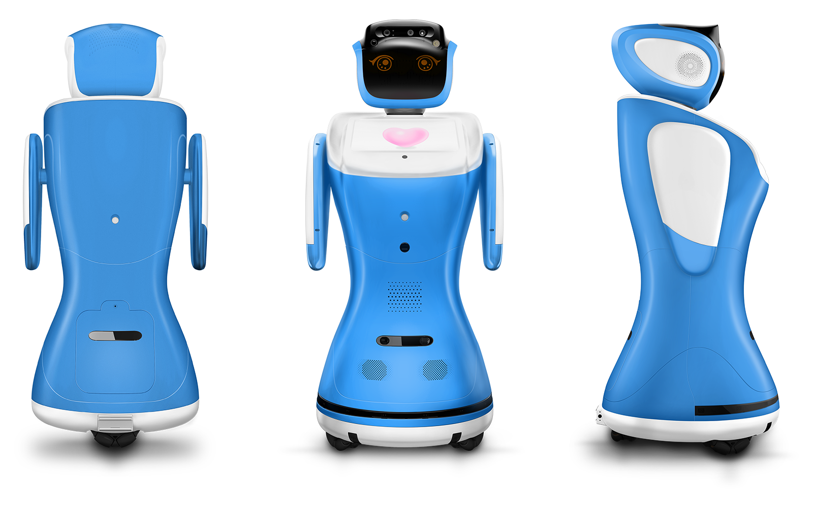 telepresence robot, remote control robot, business service robot